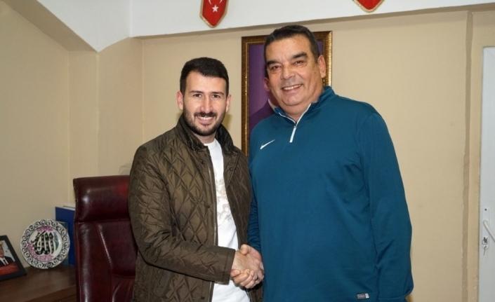 Nevşehir Belediyespor'da voleybol Mustafa Çakır'a emanet