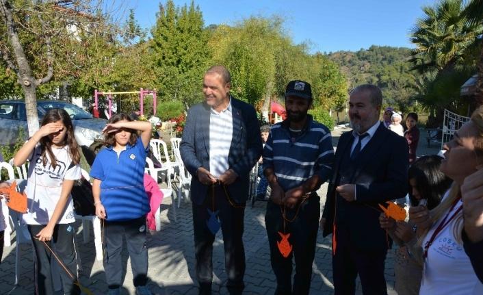 Ortaca'da Engelliler Günü etkinliği