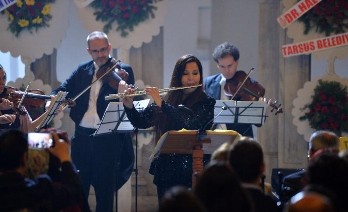 Şefika Kutluer, St.Paul Anıt Müzesi'nde konser verdi