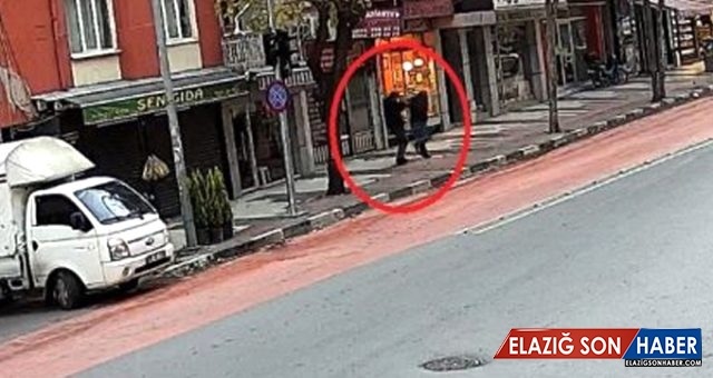 Tartıştığı Şahsı Sokak Ortasında Öldürdü