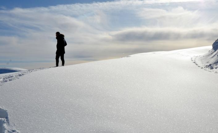 Van ve Muş'ta kardan kapanan 45 yol ulaşıma açıldı