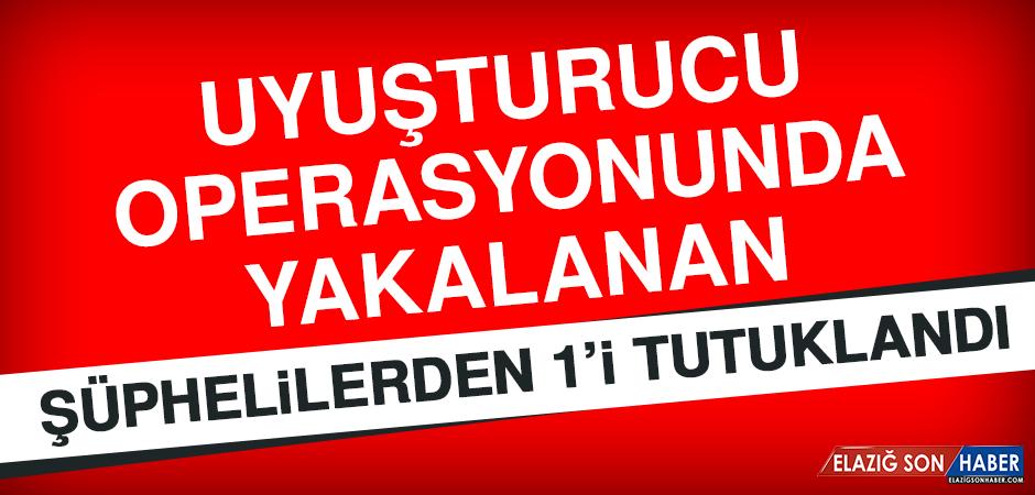 YAKALANAN ŞÜPHELİLERDEN 1'İ TUTUKLANDI