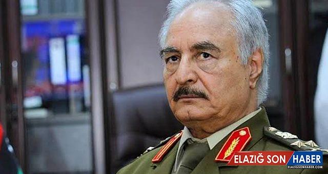 Darbeci Hafter Yönetimi Libya'da Ateşkesin Sonra Erdiğini Duyurdu