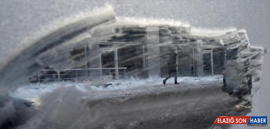 Doğu Anadolu'da Soğuk Hava Etkisini Artırıyor
