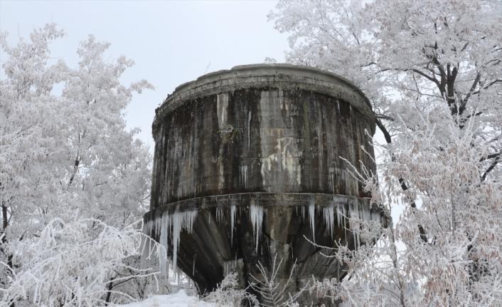 Kars ve Ağrı'da dondurucu soğuklar