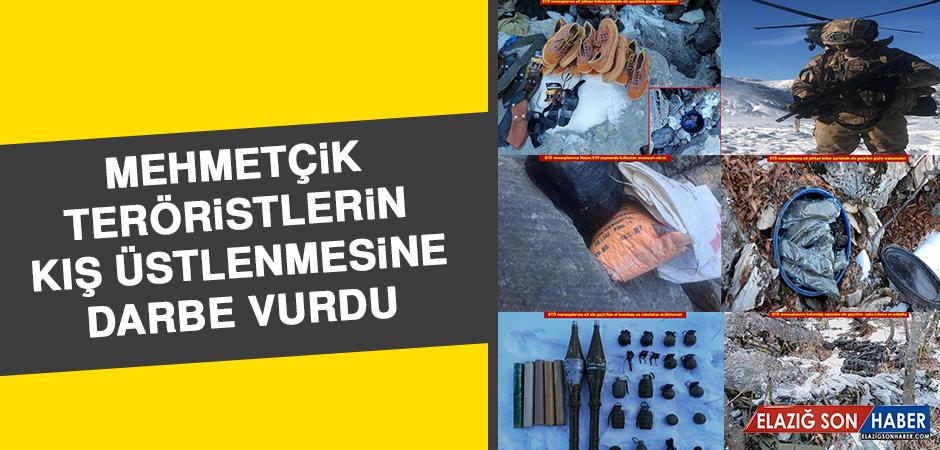Mehmetçik Teröristlerin Kış Üstlenmesine Darbe Vurdu