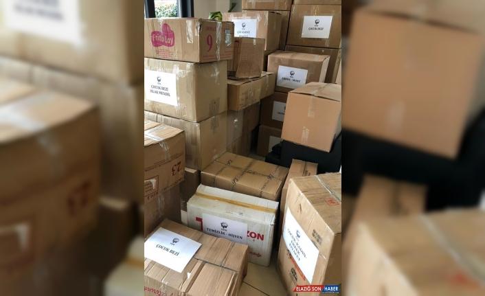 TSYD'den depremzedelere yardım eli