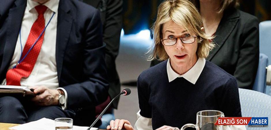 ABD'nin BM Daimi Temsilcisi Craft: Saldırılara karşılık verme konusunda Türkiye'ye desteğimiz tam