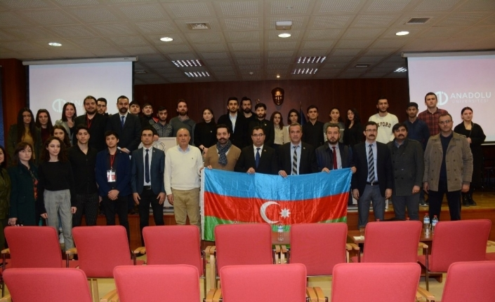 Anadolu Üniversitesi Hocalı Soykırımı anma etkinliği düzenledi
