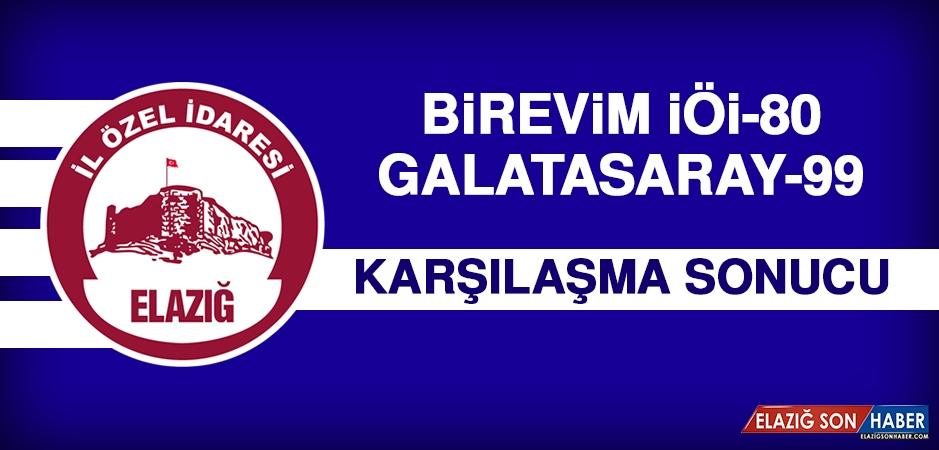 Birevim İÖİ 80 – 99 Galatasaray