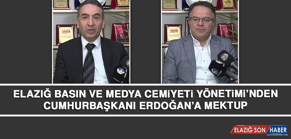 EBMC'den, Cumhurbaşkanı Erdoğan'a Mektup