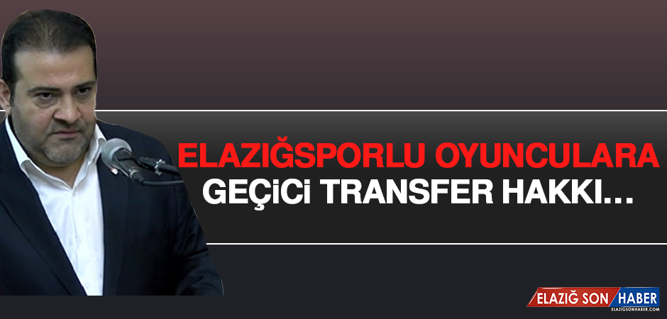 Geçici Transfer İçin  Son Söz Fifa'da