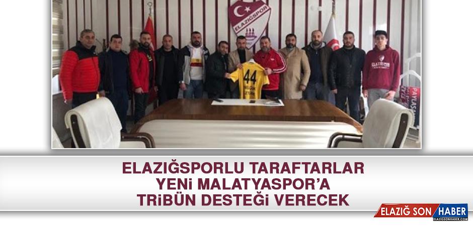 Elazığsporlu Taraftarlar, Yeni Malatyaspor'a Tribün Desteği Verecek