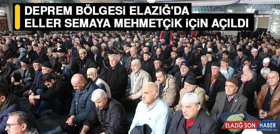 Eller Semaya Mehmetçik İçin Açıldı