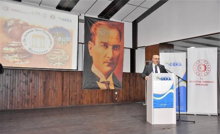 GEKA, Karacasu'nun eko-turizm destinasyonu olması için harekete geçti