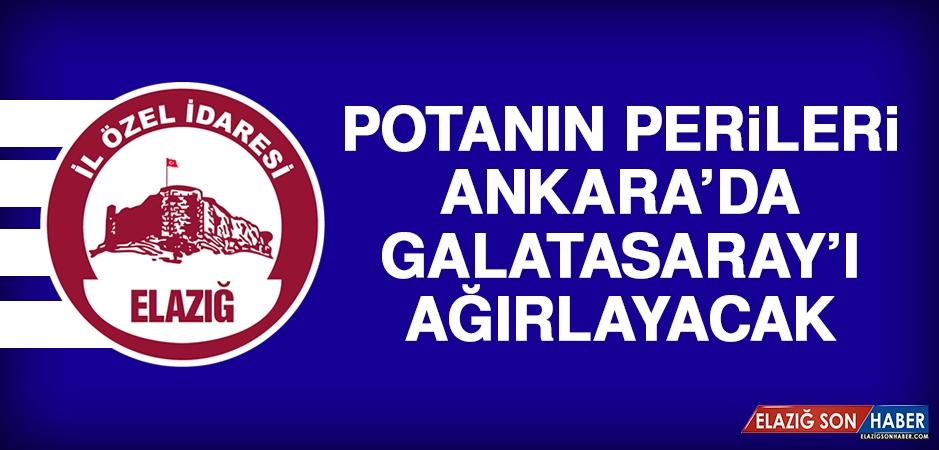 Periler, Ankara'da Galatasaray'ı Ağırlayacak