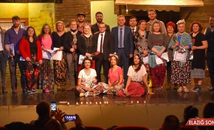 """TESKİ'den """"Hıdrellez"""" tiyatrosu"""