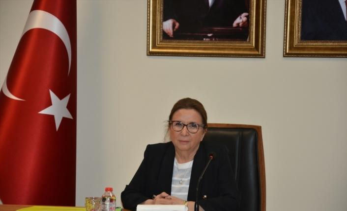 Ticaret Bakanı Pekcan Malatya deprem kriz merkezinde toplantıya katıldı: