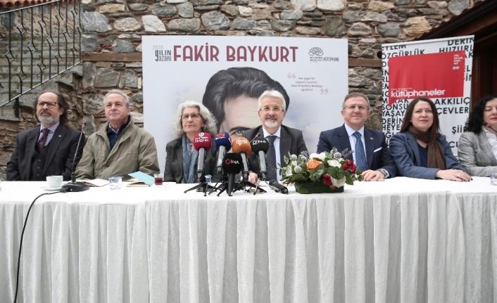 2020 yılının yazarı Fakir Baykurt