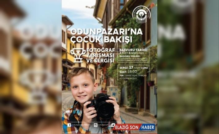 """""""Odunpazarı'na Çocuk Bakışı"""" fotoğraf yarışması düzenleniyor"""