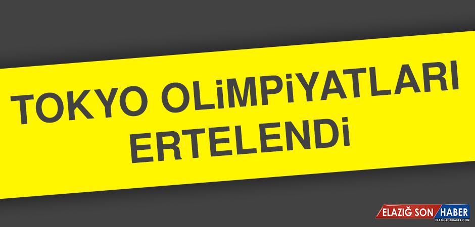 Tokyo Olimpiyatları Ertelendi