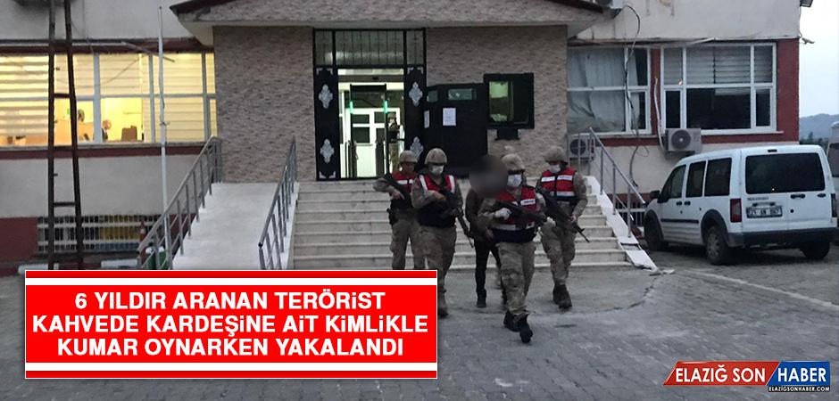 6 Yıldır Aranan Terörist Yakalandı
