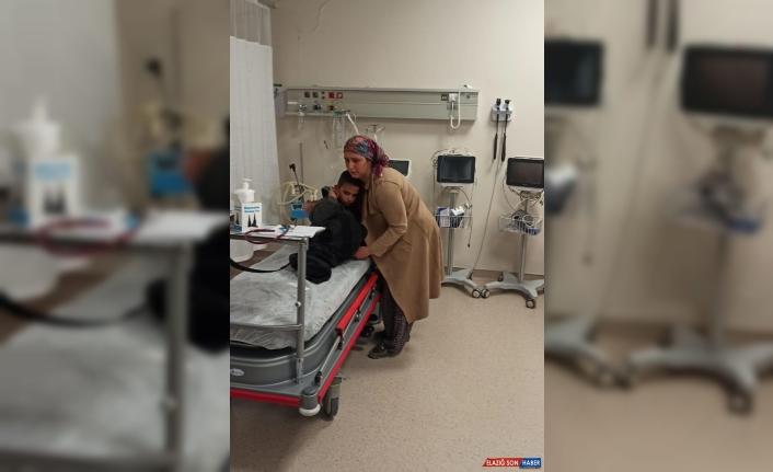 Elazığ'da kaybolan otizmli çocuk 20 saat sonra dere kenarında bulundu