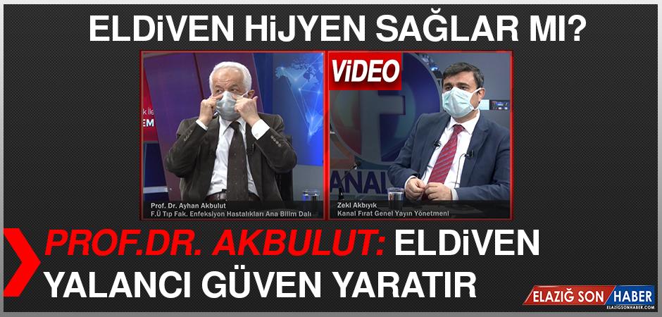 Eldiven, Hijyen Sağlar Mı? Prof. Dr. Akbulut: Eldiven, Yalancı Güven Yaratır
