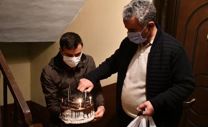 Mehmetçikten köy çocuklarına 23 Nisan sürprizi