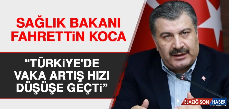 Sağlık Bakanı Fahrettin Koca, Koronavirüsle İlgili Açıklama Yaptı