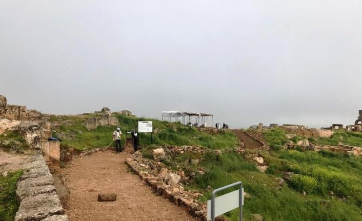 Zerzevan Kalesi ve Mithraeum UNESCO Dünya Mirası Geçici Listesine girdi