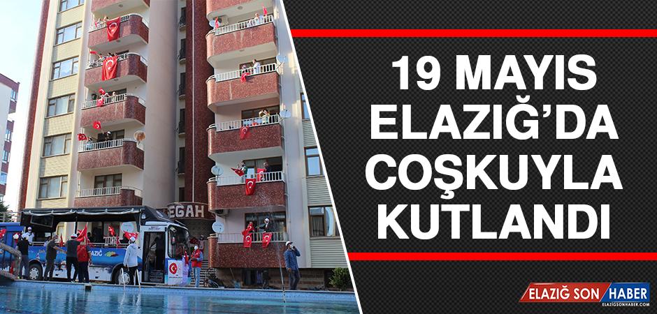 19 Mayıs Elazığ'da Coşkuyla Kutlandı