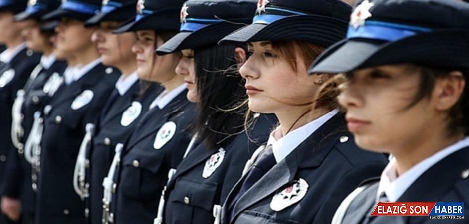 2 Bin 500 Kadın Polis Daha İstihdam Edilecek
