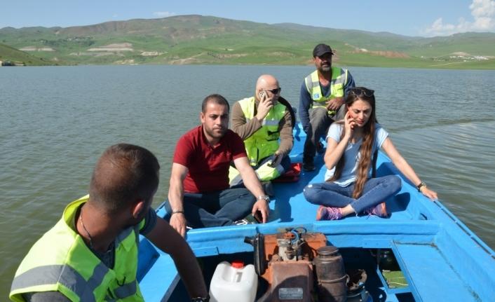 Barajda su seviyesinin yükselmesiyle 4 yavru leylek telef oldu