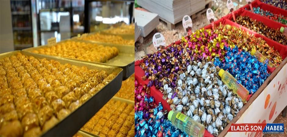 Bu Bayram Baklava ve Şeker Sektörünün İşleri Yüzde 70 Düştü