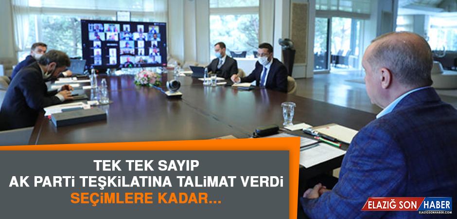 Cumhurbaşkanı Erdoğan'dan 2023 Seçimlerine İlişkin Açıklama