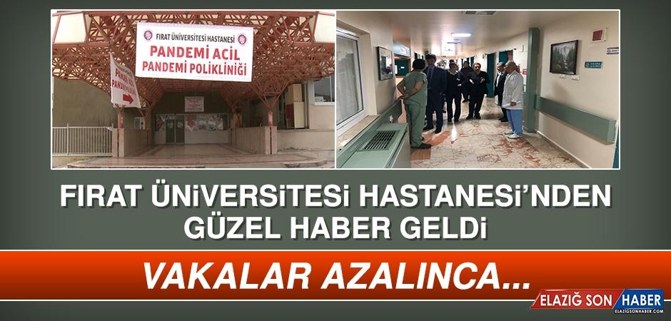 Fırat Üniversitesi Hastanesi'nden Güzel Haber