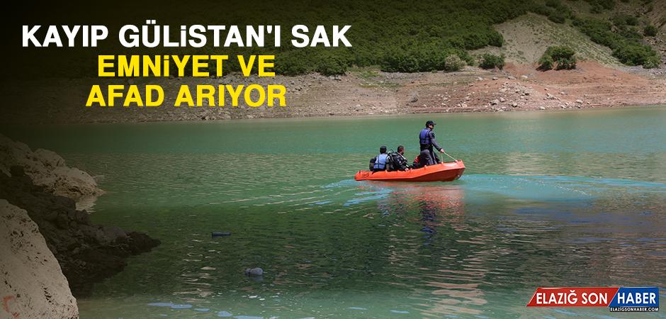 Kayıp Gülistan'ı SAK, Emniyet ve AFAD Arıyor