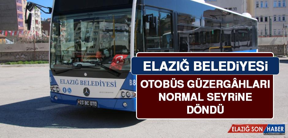 Otobüs Güzergâhları Normal Seyrine Döndü
