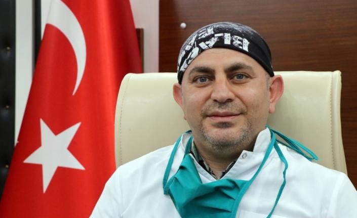 Erzincan'da Kovid-19 nedeniyle randevusuz hasta kabul edilmeyecek