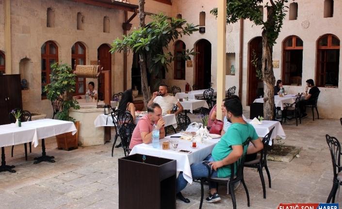 Hatay Gastronomi Evi misafirlerini bekliyor