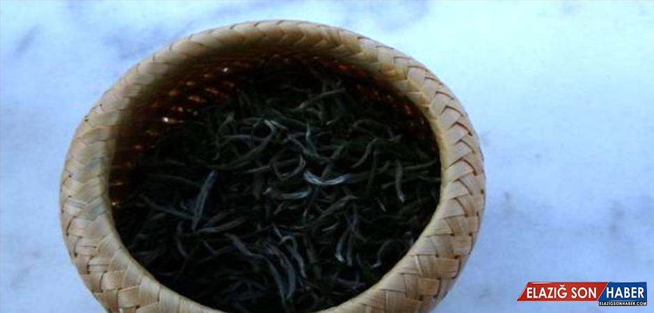 Kilosu 4.500 liraya satılan beyaz çaya yurt dışından sipariş yağıyor