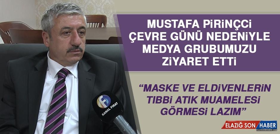 Mustafa Pirinçci, Çevre Günü Nedeniyle Açıklama Yaptı