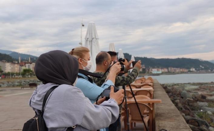 Ortahisar Platformu fotoğraf sanatçıları ile bir araya geldi