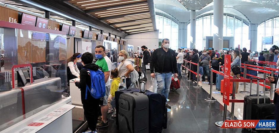 THY Genel Müdürü Ekşi: Bugün 25 binin üzerinde yolcu taşıyacağız