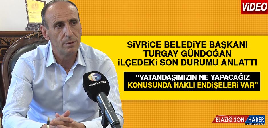 Gündoğan: İlçede Kentsel Dönüşüm Çalışmaları Başladı