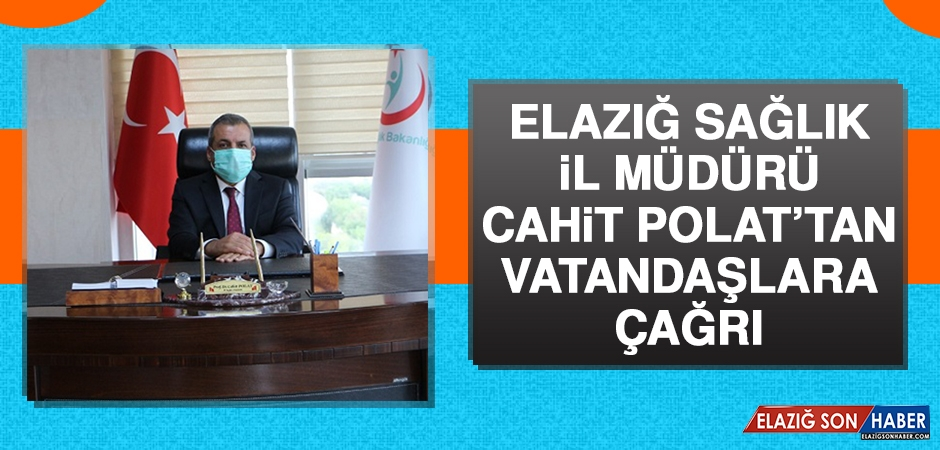 İl Müdürü Polat'tan Vatandaşlara Çağrı