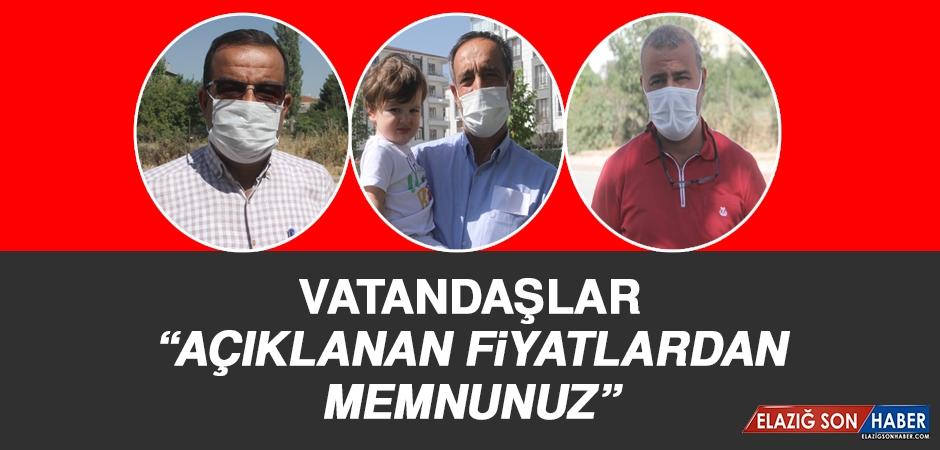 Cumhurbaşkanı Erdoğan'ın Açıkladığı Konut Fiyatları Depremzedeleri Memnun Etti