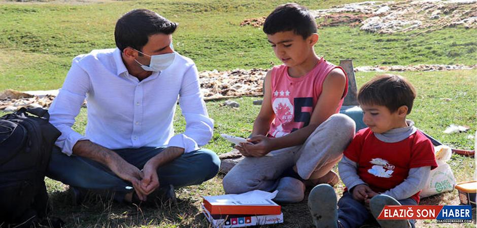 THY Çalışanı Çocuklar İçin Tablet Bilgisayar Kampanyası Başlattı