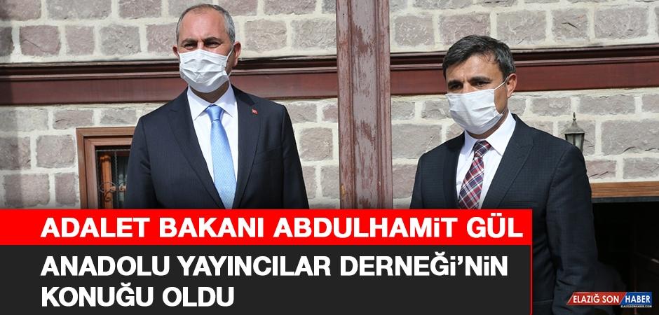 Adalet Bakanı Gül, Anadolu Sohbetleri'nde Önemli Açıklamalar Yaptı
